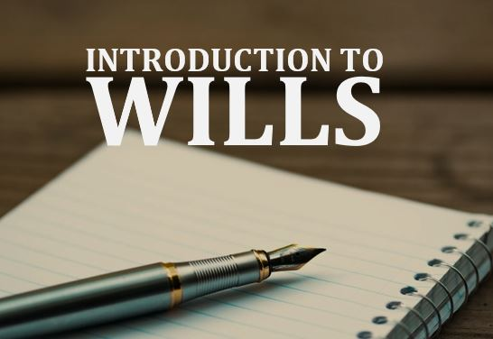 Timothy Sullivan discusses different types of Wills