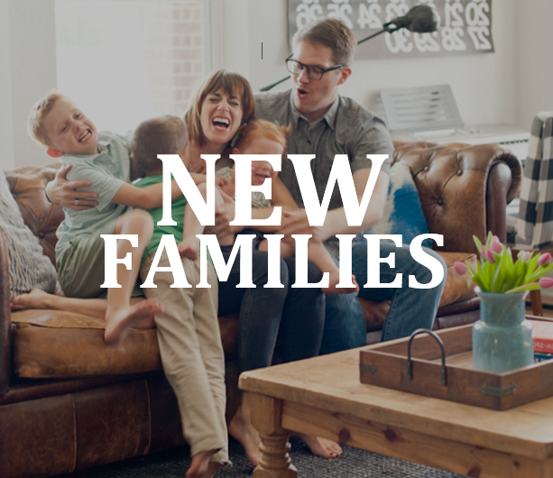 Families after divorce by Timothy Sullivan