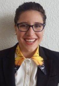 Legal associate Sarah Mizrrahi