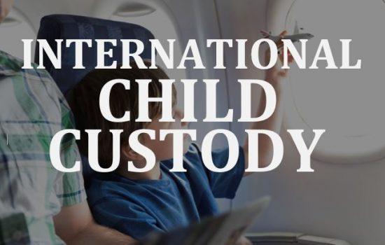 Ottawa lawyer Timothy Sullivan on international child custody