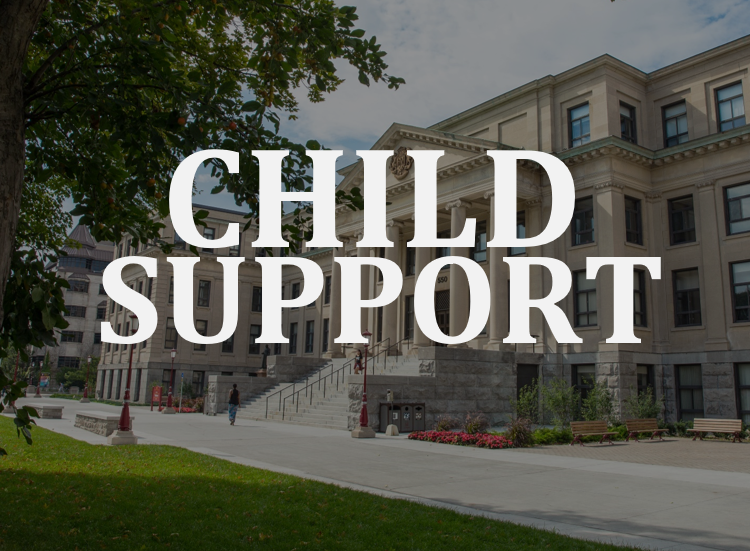 Ottawa lawyer Timothy Sullivan on child support