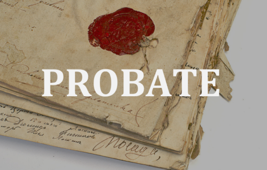 Ottawa lawyer Timothy Sullivan on probate