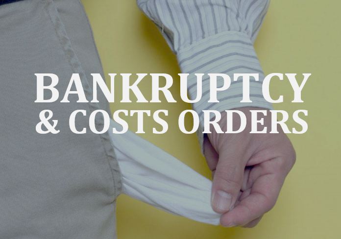 Family law costs orders Timothy Sullivan